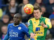 Leicester-Norwich (Reuters)