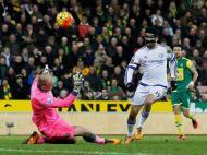 Norwich City vs Chelsea (REUTERS)