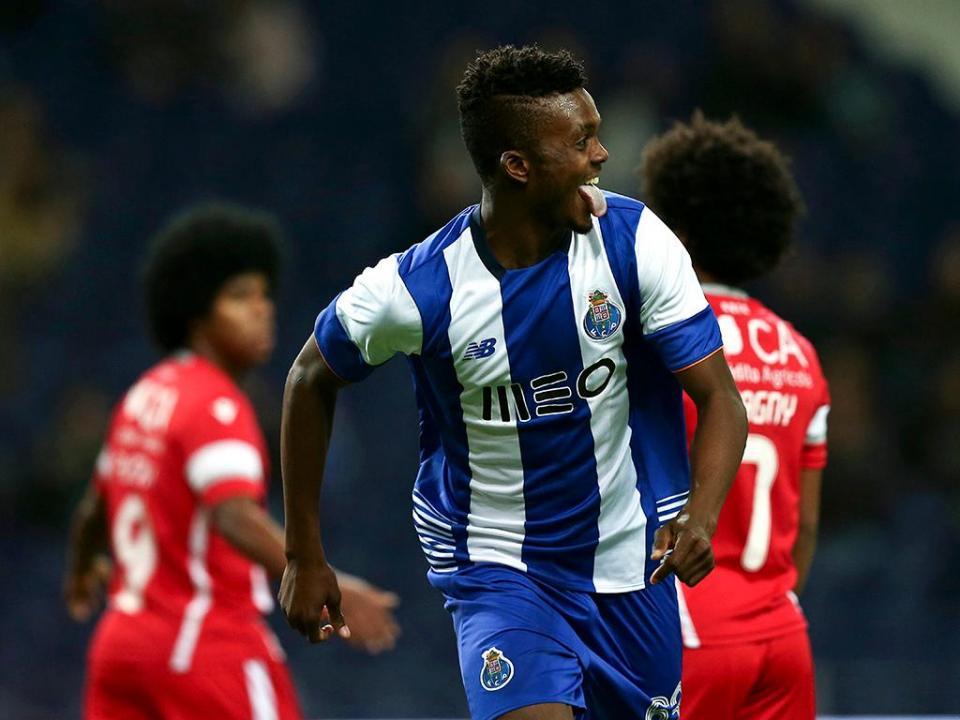 FC Porto: Chidozie convocado para a seleção da Nigéria