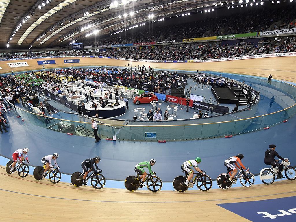 Ciclismo: Rui Oliveira conquista primeira medalha nos Europeus de pista