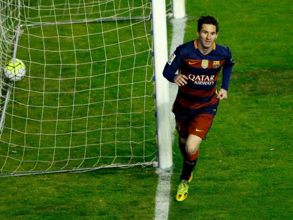 «Contratar Messi? Nem de graça»
