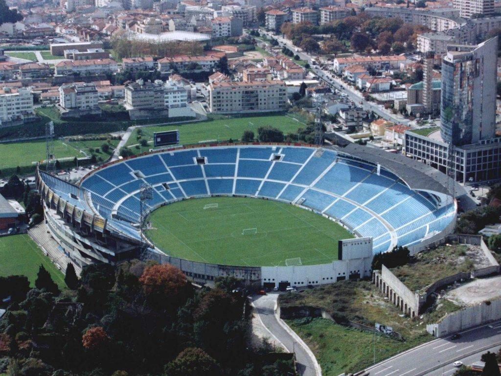 O dia em que penhoraram o Estádio das Antas