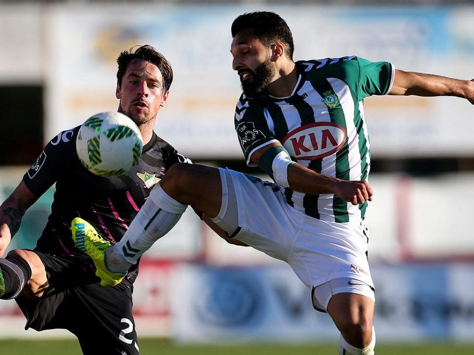 V. Setúbal-Moreirense, 0-1 (crónica)