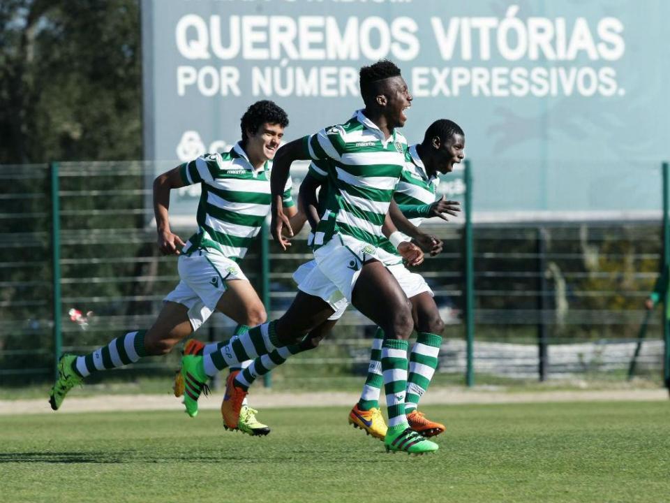 Juniores: Sporting vence no Restelo e é líder isolado