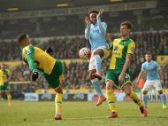 Norwich-Manchester City (Reuters)