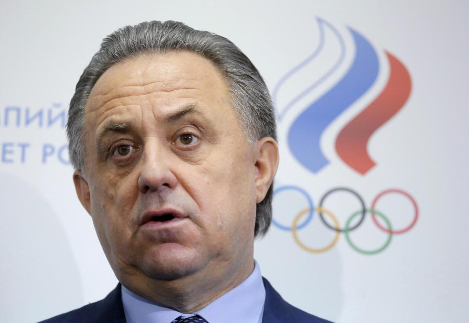 Doping: responsável do Mundial 2018 suspende presidência da Federação russa