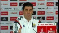 «Bayern? Como disse o Guardiola, vai ser tremendamente difícil»