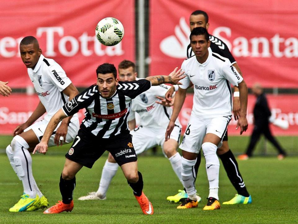 Nacional-V. Guimarães, 3-2 (crónica)