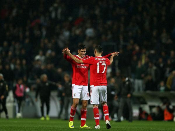 Boavista-Benfica, 0-1 (crónica)