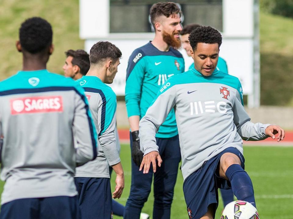Seleção: Fernando Santos tem toda a gente disponível