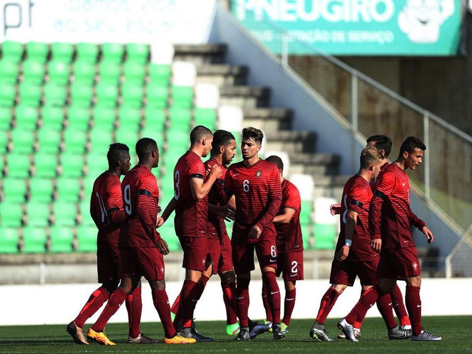 Ronda de elite Euro  Portugal anfitrião do grupo de sub-17 e sub-19 ... ce16fd294db2e
