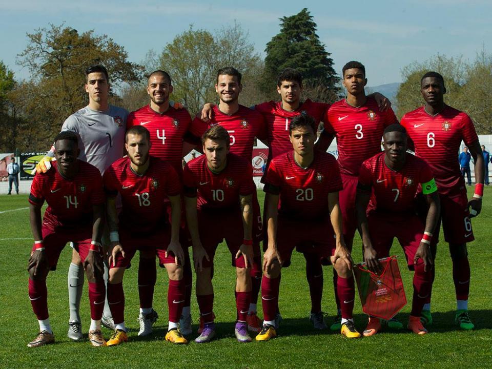 8f6f969409659 Portugal estreia-se no Torneio de Toulon frente à Inglaterra