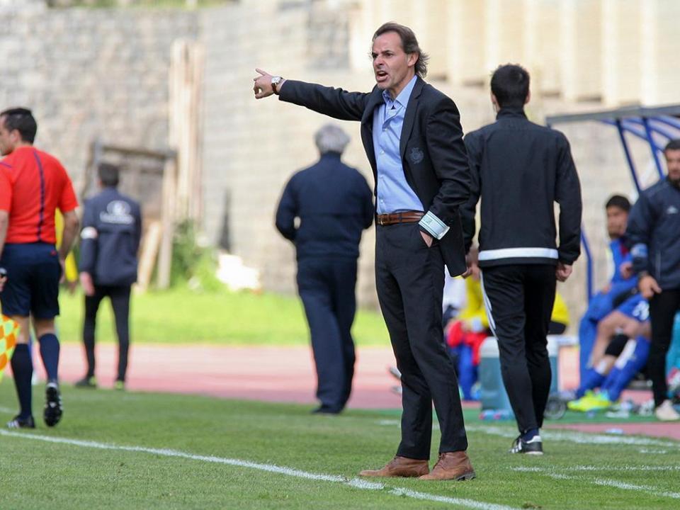Quim Machado quer «dar continuidade à série de jogo sem perder»