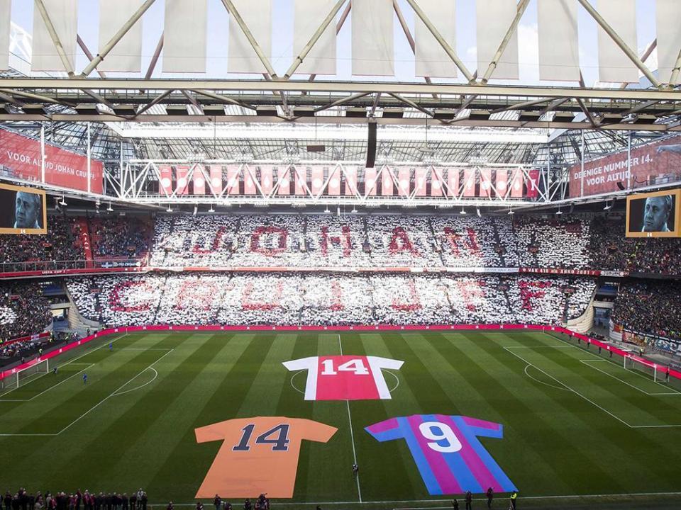 Johan Cruijff: o órfão acolhido pelo Ajax que se tornou casa do clube