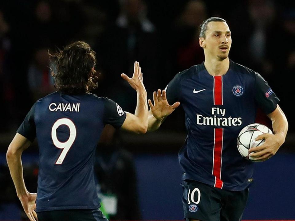 Ibrahimovic: «No adeus a Paris mostrei que o Super Homem tem coração»