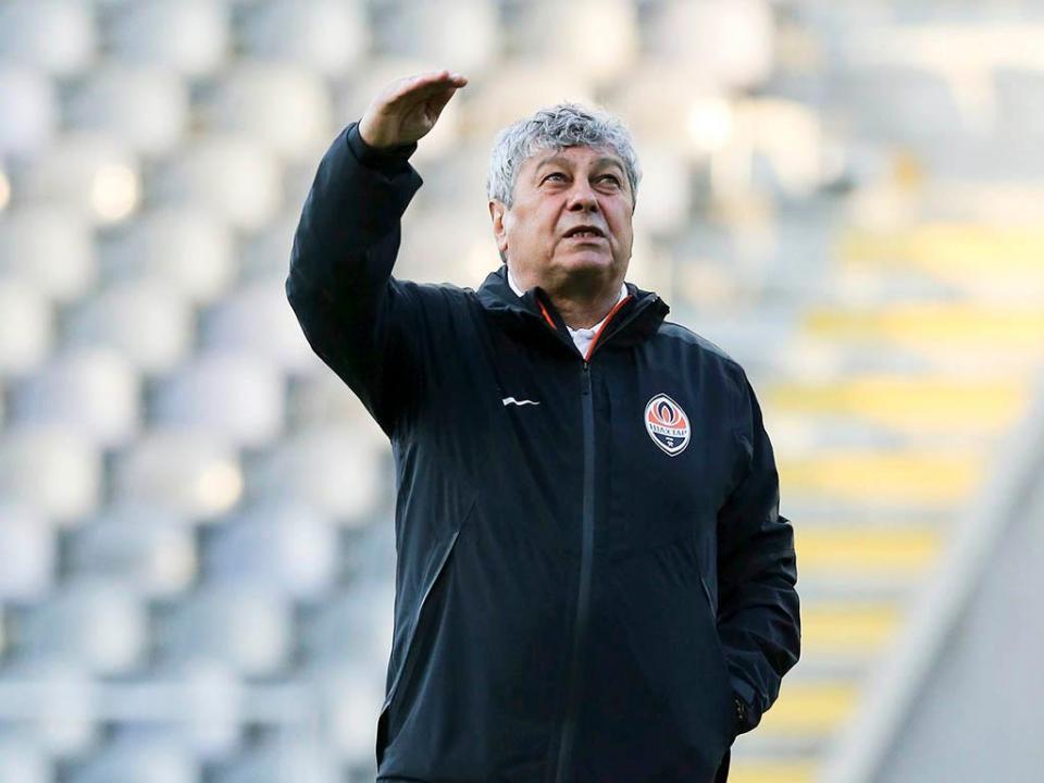 Zenit despede Mircea Lucescu