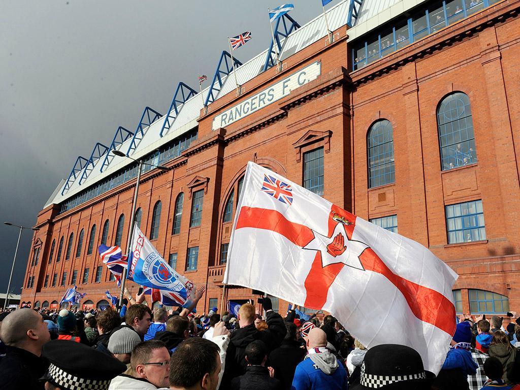 Isto vai aquecer na Escócia: o Rangers está de volta