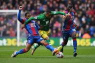 Crystal Palace-Norwich (Reuters)