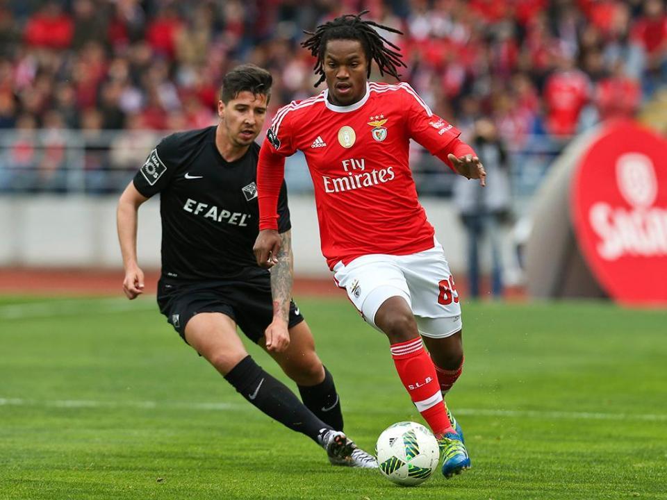 OFICIAL: Rabiola não joga há dois anos e é reforço do Felgueiras
