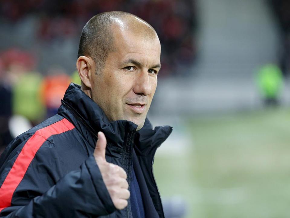 Jardim: «Este Monaco só vai ser competitivo dentro de um ou dois anos»