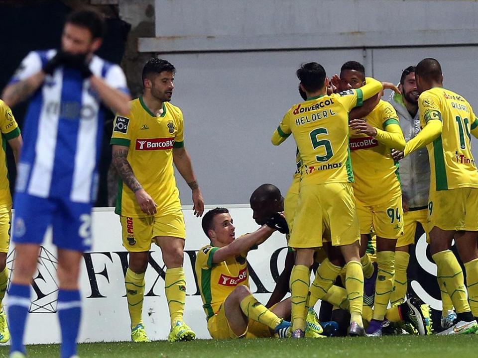 FC Porto visita Mata Real: «Espero que haja outro Cadú a ajudar o Paços»