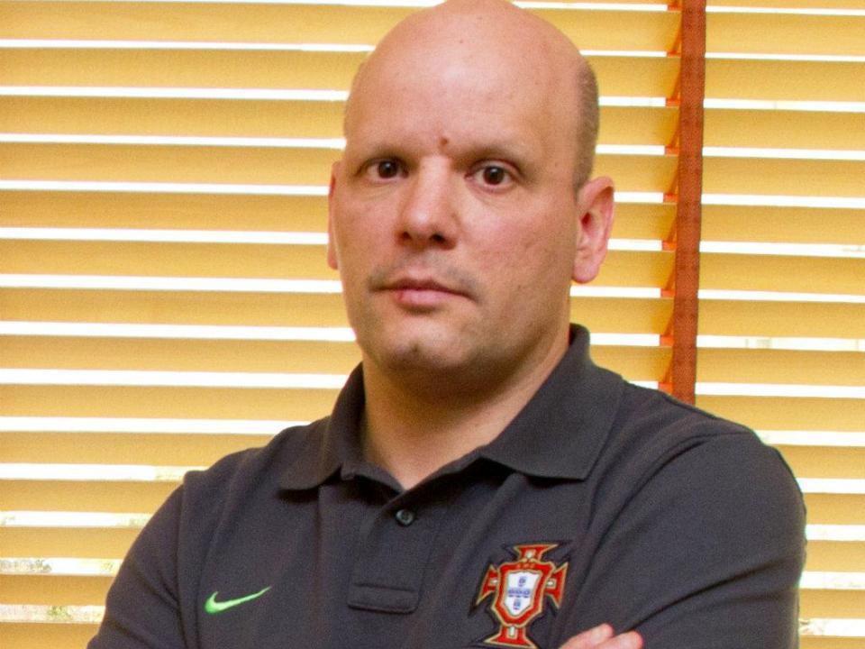 Futsal  selecionador Jorge Braz (campeão europeu) renova até 2020 ... 0e123eb032496