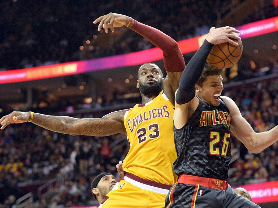 NBA: Cavaliers batem recorde de triplos num só jogo