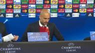 Guardiola: «Já levámos muito tempo juntos, sabemos o que temos de fazer»