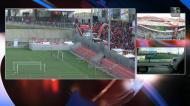 Benfica-Bayern: a chegada da equipa de Guardiola