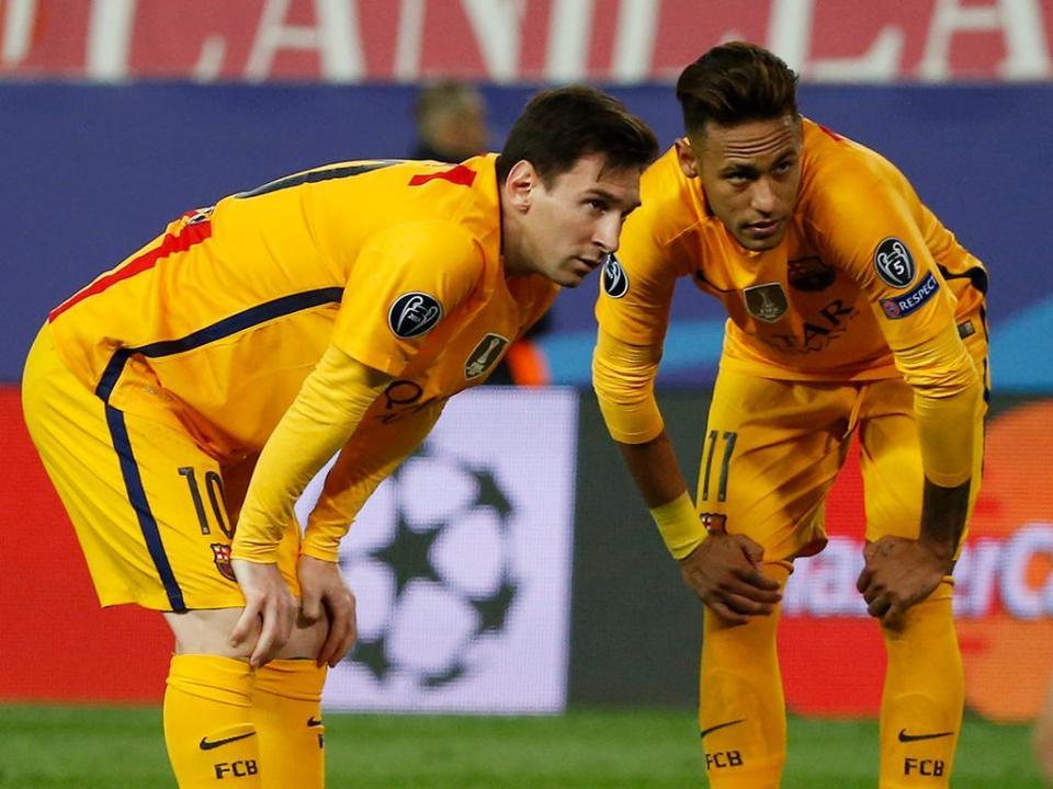 Neymar garante: «Messi vairenovar, isso é seguro»