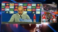 Guardiola: «Benfica marcou na primeira oportunidade»