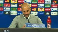Guardiola diz que possível vermelho a Javi Martinez não seria «decisivo»