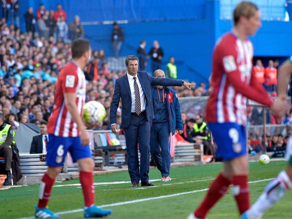 Málaga já arranjou substituto de Míchel (e tem o mesmo nome)