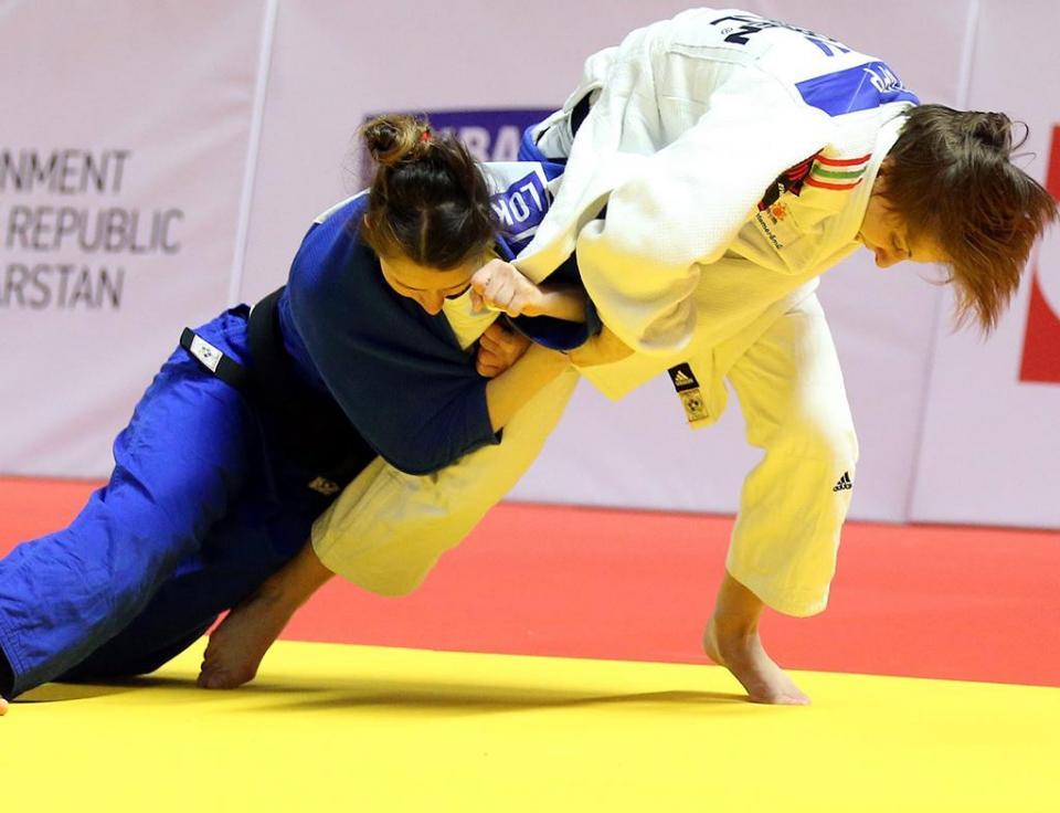 Judo: Catarina Costa conquista ouro na Turquia