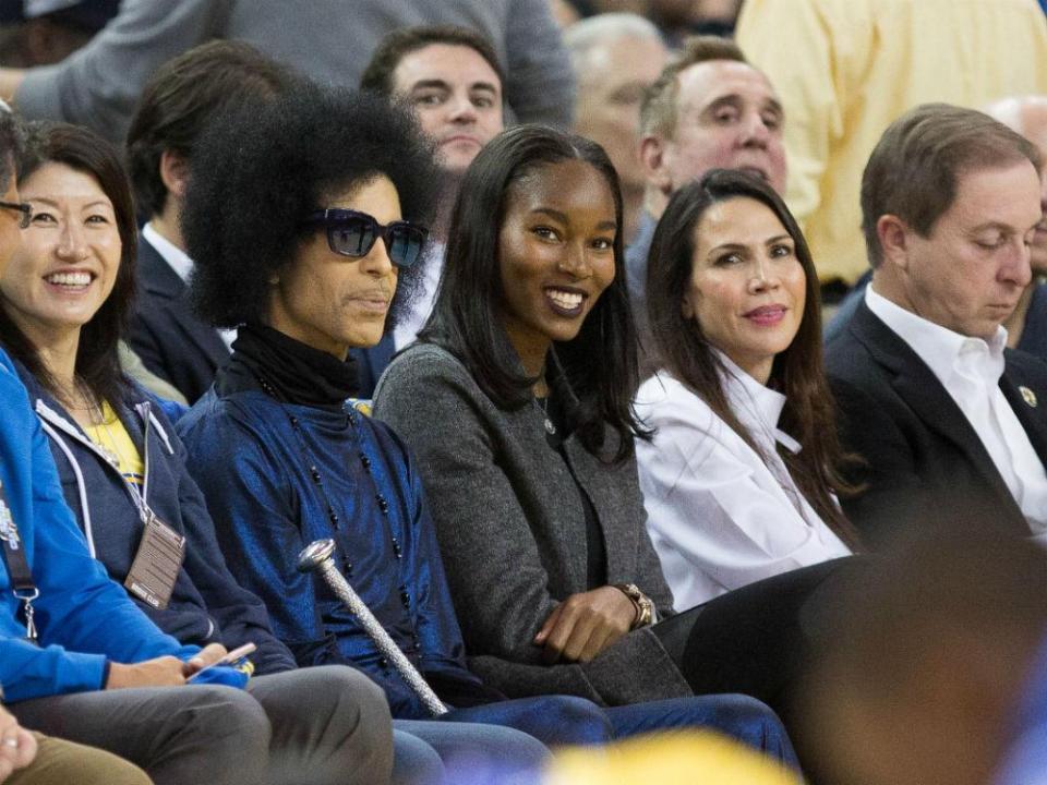 Prince, o antigo basquetebolista: «Entrem na História como Curry»
