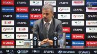 Filipe Gouveia lamenta «cansaço» da sua equipa frente ao FC Porto