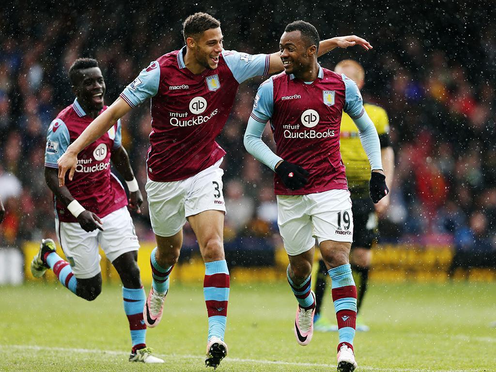 Championship: Aston Villa ganha vantagem no play-off com o Middlesbrough