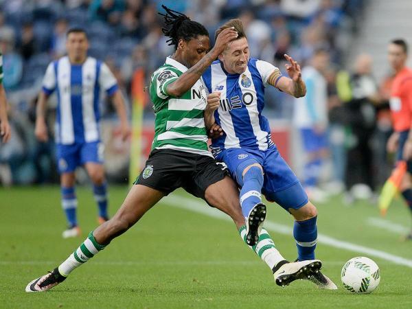 FC Porto-Sporting, 1-3 (destaques dos dragões)