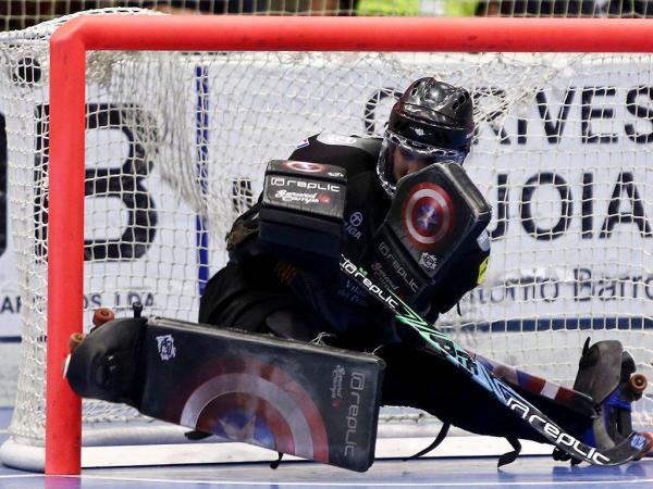 Portugal está na final do Europeu de hóquei em patins