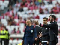 Taça da Liga: Benfica-Sp. Braga