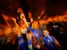 Leicester já está na história - e a Champions vai ficar mais colorida