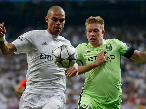 Pepe: «Benítez disse-me que era o terceiro central do Madrid»