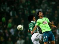 Sporting goleia Vitória Setúbal 5-0