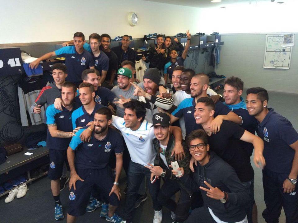FC Porto B e Leixões empatam (1-1) em jogo-treino