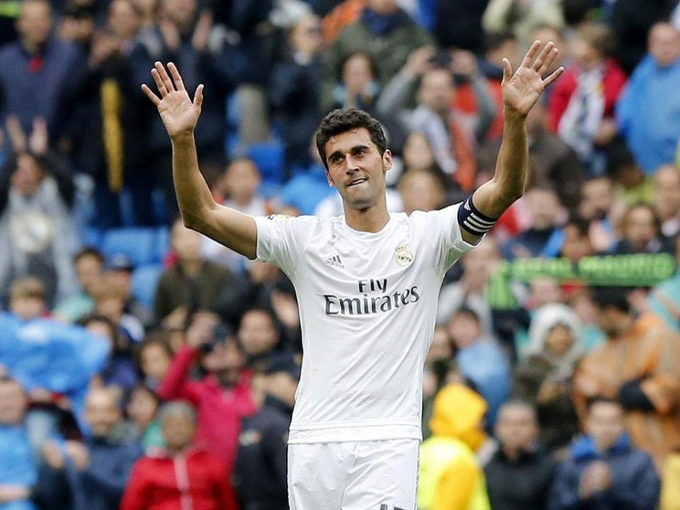 Espanha: Álvaro Arbeloa voltou ao Real Madrid