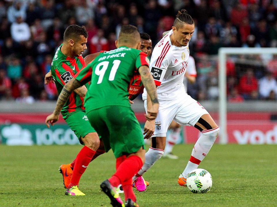 FPF abre inquérito por «aliciamento de jogadores» no Marítimo-Benfica