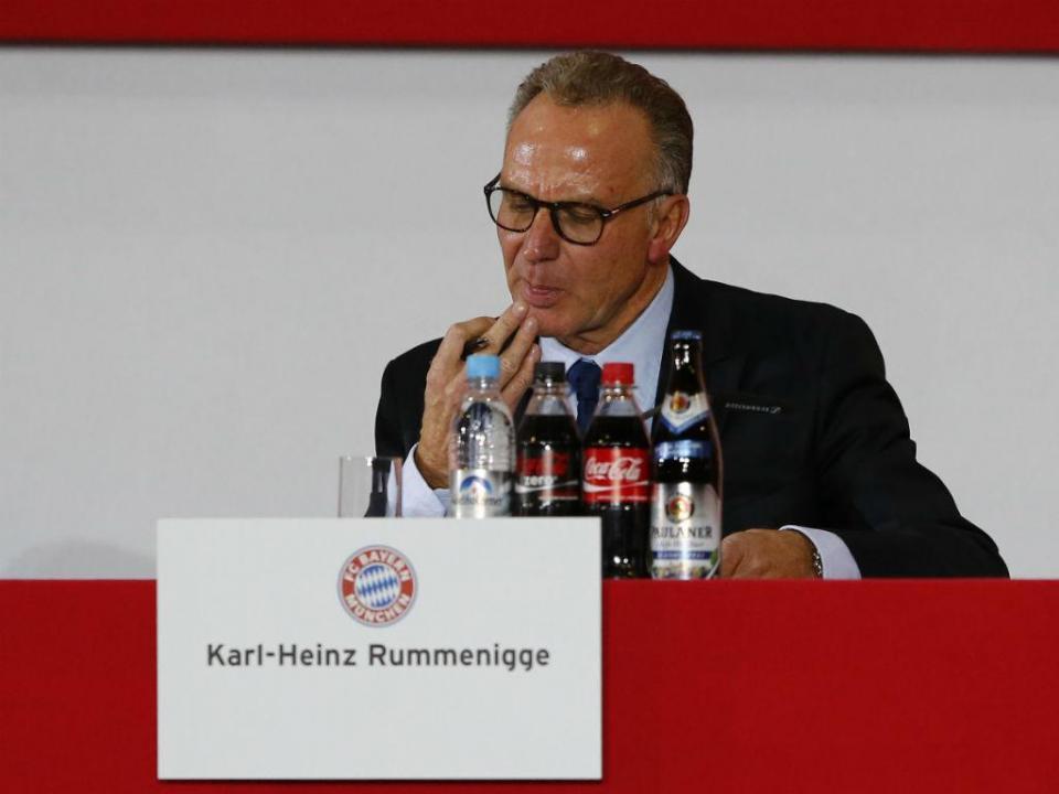 «Entre o Dortmund de Dembelé e o Bayern de Sanches estão 18 pontos»