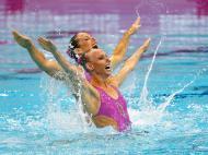 Europeus de natação (Reuters)
