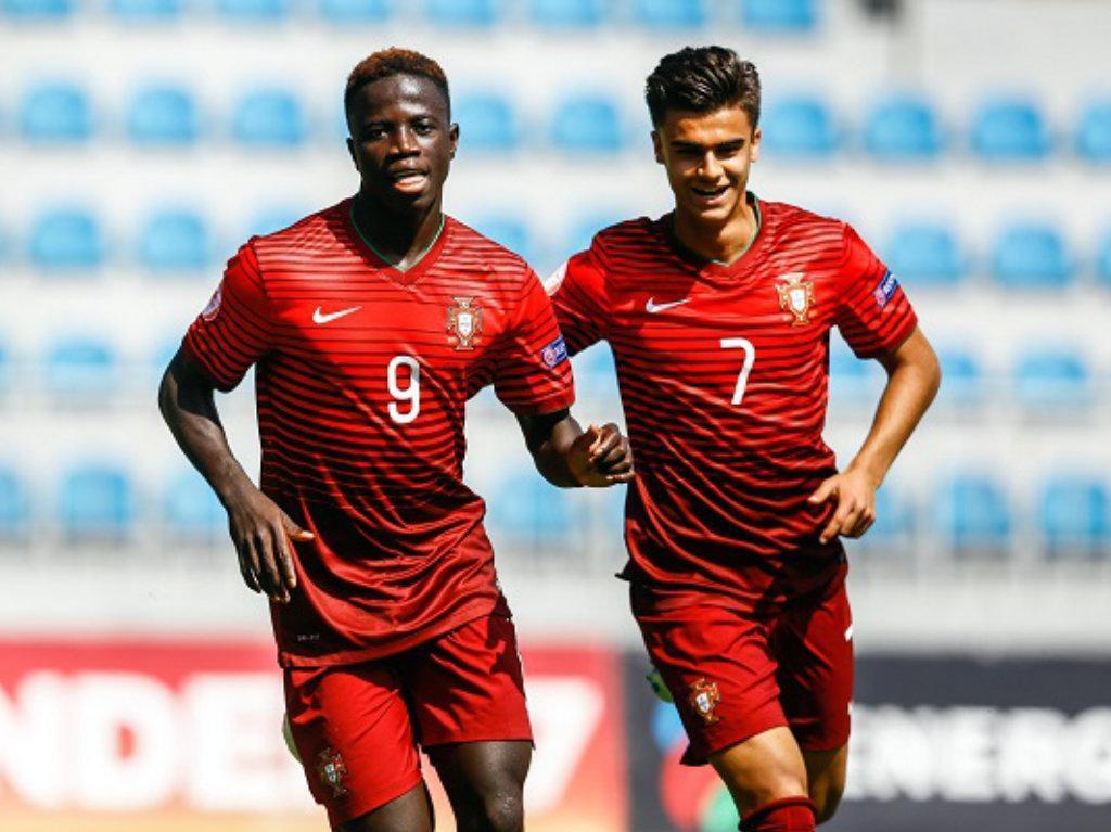 Sub-19: Portugal vence Eslováquia e está mais perto do Euro