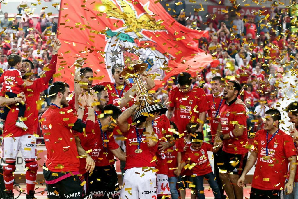 Benfica conquista segunda Taça Intercontinental